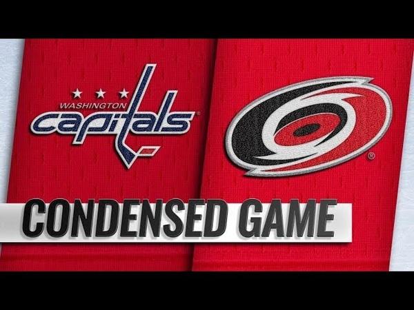 Washington Capitals vs Carolina Hurricanes – Sep.21, 2018   Preseason   Game Highlights  Обзор матча