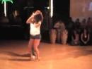 Ataca Jorgie & La Alemana Bachata performance