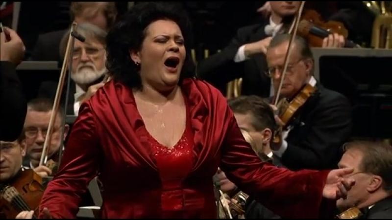 Aida act 3-Violeta Urmana_Franz Grundheber_Johan Botha_Placido Domingo_Agnes Baltsa
