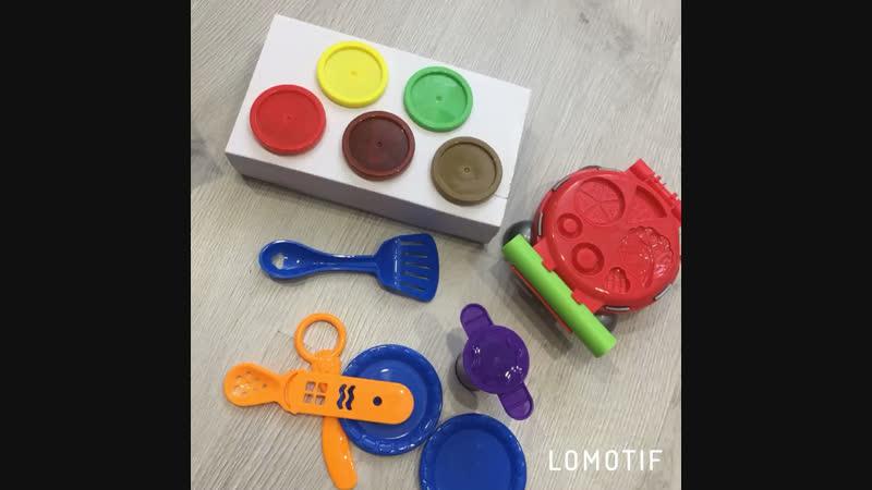 Бургерная PlayDoh