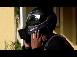 Кондиционер для шлема от BluArmor