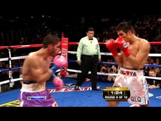 2011-10-15 Antonio DeMarco vs Jorge Linares (vacant WBC Lightweight Title)