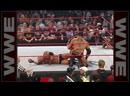 Batista breaks Goldbergs ankle - Raw, Oct. 20, 2003