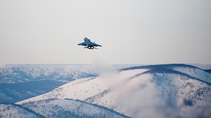Высотный истребитель-перехватчик МиГ-31