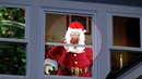 5 TIMES SCARY SANTA CLAUS CAUGHT ON CAMERA SPOTTED IN REAL LIFE!