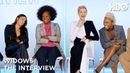 'Widows' Interview w/ Viola Davis, Michelle Rodriguez, Daniel Kaluuya More | HBO