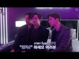 On Air 2PM - Если кто-нибудь спросит, что такое сексуальность, скажите им поднять голову и посмотреть на КунЛиЧана (русс. саб)