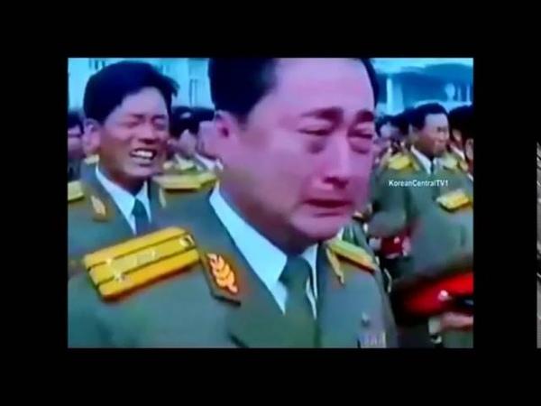 KCTV Kim Il Sung Funeral July 8,1994 - Full Video