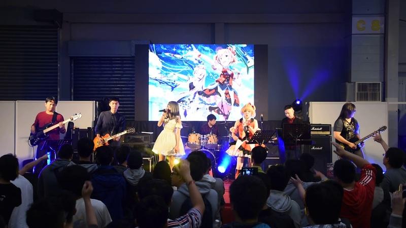 巴哈音樂祭 VOCA COLA(マクロスΔ - いけないボーダーライン)