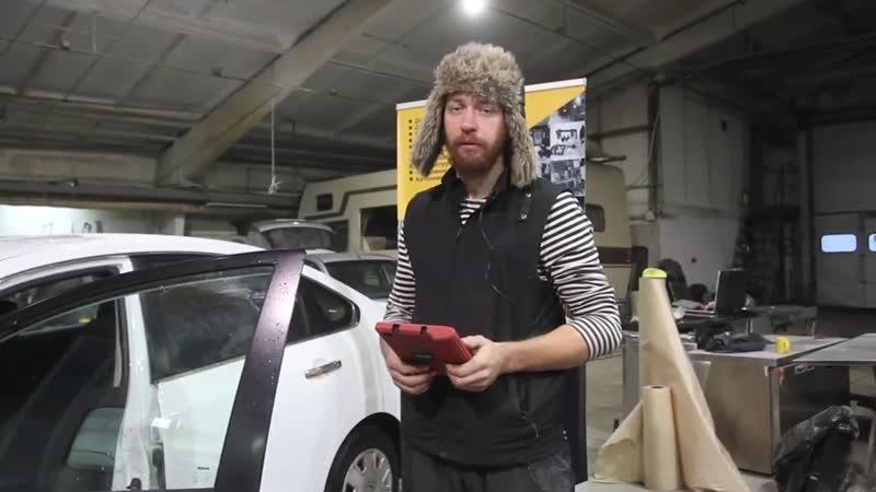 Диагностика автомобиля Nissan Almera автосканером Launch x431