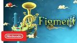 Figment - Release Date Trailer - Nintendo Switch