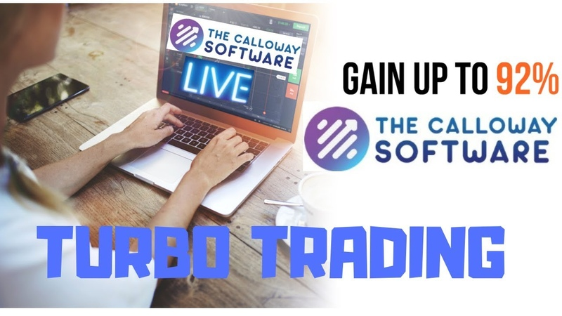 The Calloway Software One Minute Trading - $82 In Two Minutes!! Live Trading - YouTube