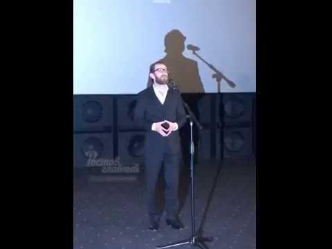 Хабенский в Ростове на презентации фильма Собибор 25.04.2018