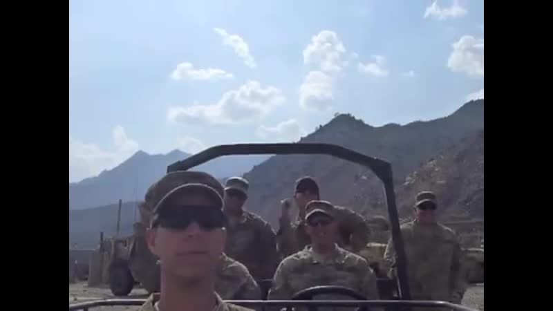 Call Me Maybe Cover Kunar Afghanistan US Army Soldiers