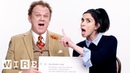 Sarah Silverman John C. Reilly Answer the Web's Most Searched Questions | WIRED