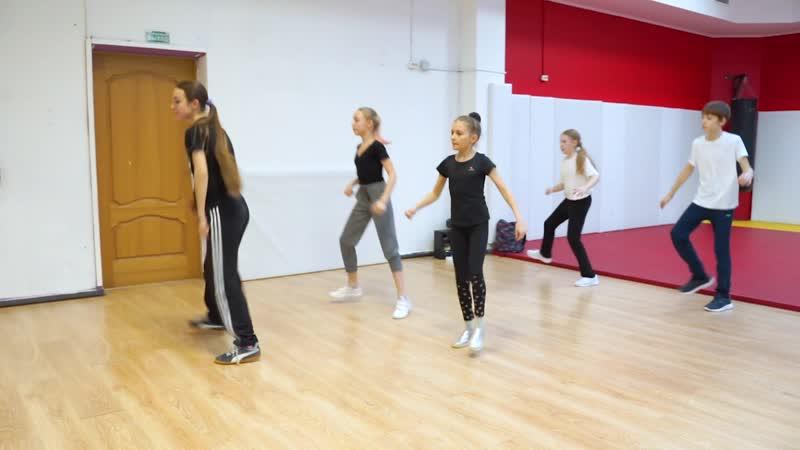 Школа танцев тренер Мария Шалимова