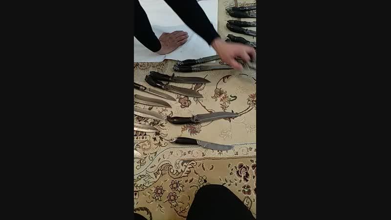 ножи Кизляр