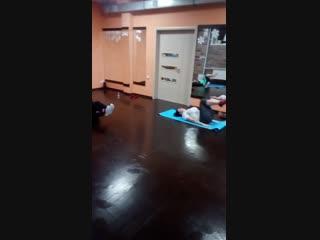 Тренировка: Фитнес-аэробика