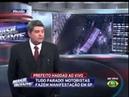 DATENA DETONA HADDAD AO VIVO POR TELEFONE SOBRE GREVE DOS PROFESSORES MOTORISTA DE ONIBUS EM SP