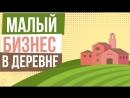 Малый бизнес в деревни с чего начать. Прибыльный бизнес в деревне. Как сделать бизнес в деревне Евгений Гришечкин