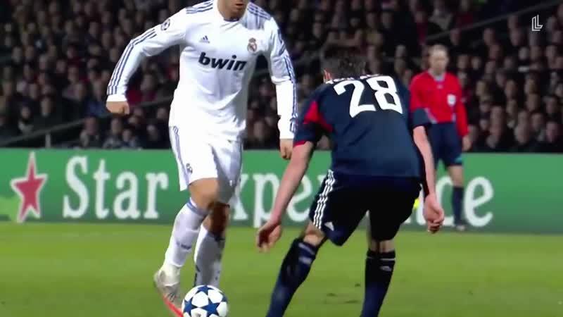 Cristiano Ronaldo's Best Dribbling Season Statistically