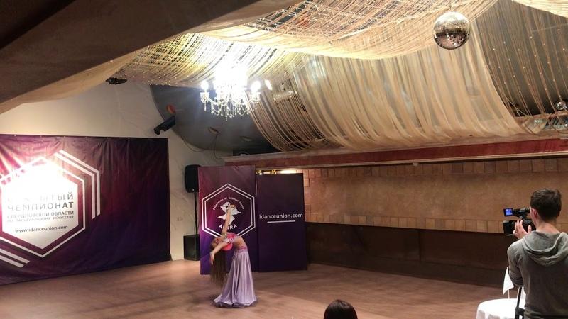Pearlsekb Tatjana Remnjova Song IDance Union Championship 27 1 19