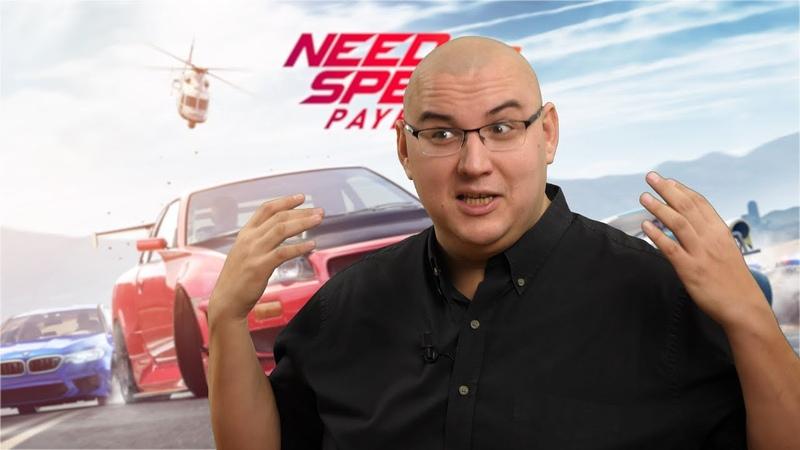 Обзор Need for Speed Payback лучший NFS за годы Полное 4K смотреть онлайн без регистрации