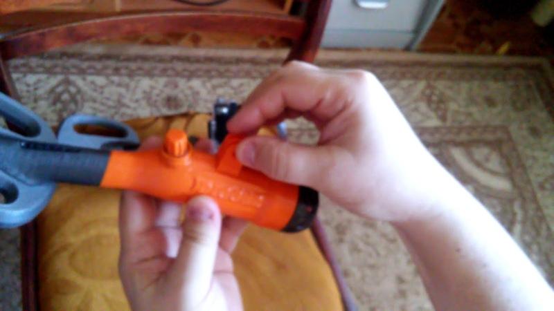 GoPro подводник крепление