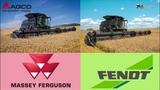 Massey Ferguson Ideal T9 combine or Fendt Ideal T9 combine TractorLab