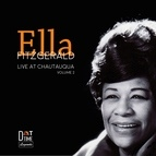 Ella Fitzgerald альбом Live at Chautauqua, Vol. 2