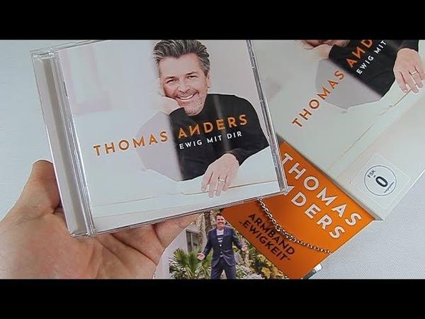 Thomas Anders - Ewig mit Dir - Ltd Fanbox Unboxing