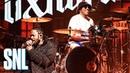 Выступление Anderson .Paak и Kendrick Lamar с треком «Tints» на шоу «SNL»