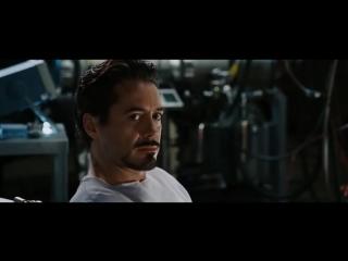 Железный Человек_ Тони Старк и Пеппер