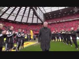 Happy 77th birthday to the greatest manager of all time, Sir Alex Ferguson!
