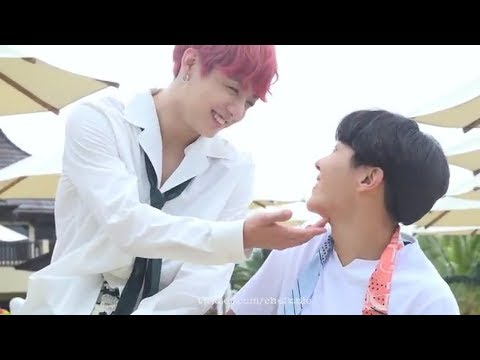 How JUNGKOOK (정국 BTS) Loves His Hyungs