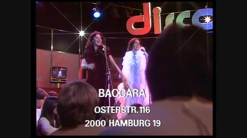 Baccara - Sorry, Im A Lady 1977 (High Quality, Disco)
