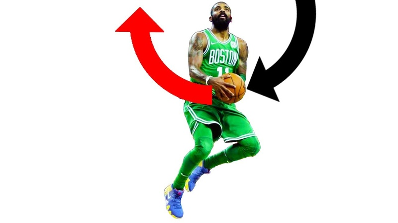 3 Kyrie Irving MID-AIR SWITCH Layups For Taller Defenders!