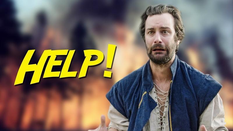 Help - Epic NPC Man (when an NPC cant leave his spot)   Viva La Dirt League (VLDL)