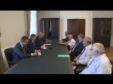 Губернатор Андрей Бочаров встретился с ректорами волгоградских вузов