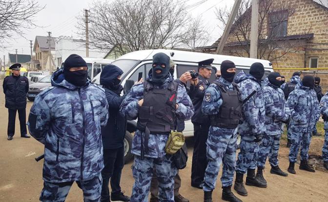 Киев донес Западу: В Крыму начались массовые репрессии