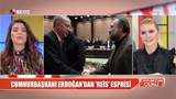 Başkan Erdoğan ile Oktay Kaynarca arasında esprili diyalog