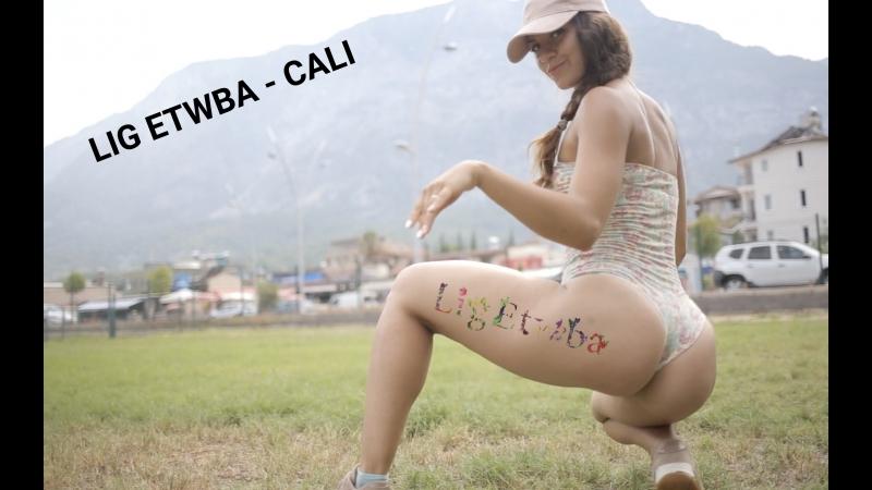 LIG ETWBA CALI freestyle TWERK BY JENYAMISHA
