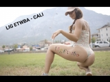 LIG ETWBA - CALI freestyle TWERK BY JENYAMISHA