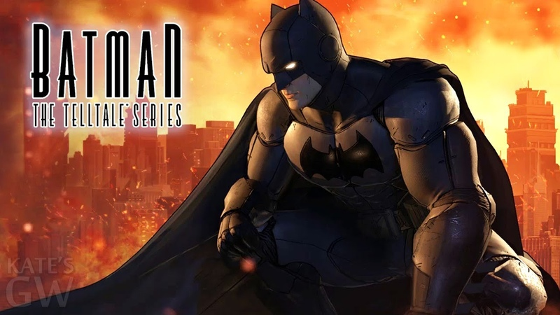 Batman: The Telltale Series ➤Бэтмен - темный рыцарь Готэм-сити. Финал. Part 10