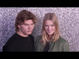 Toni Garrn, Jordan Barrett and more front row for the Zadig &amp Voltaire Fashion Show in New York City