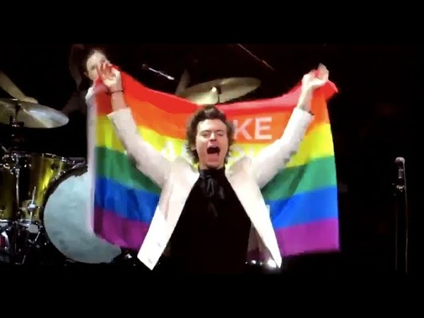 Harry Styles is gay culture: a study