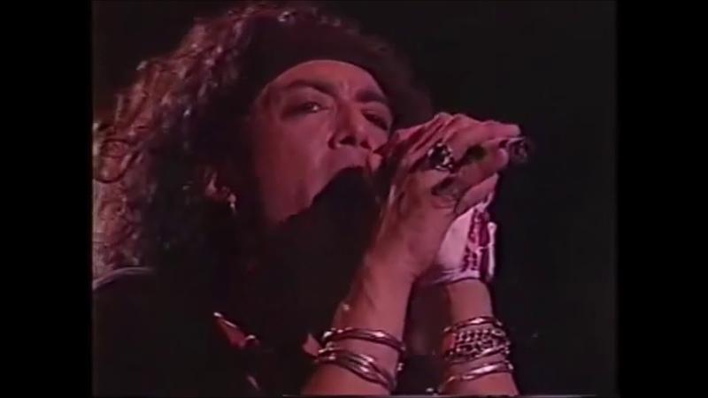Ratt - Chain Reaction (1988 Video)