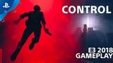 Игровой процесс Control от создателей Max Payne и Alan Wake