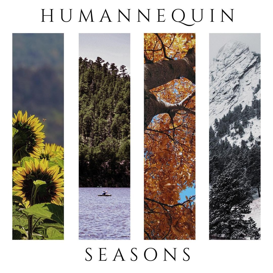 Humannequin - Seasons [EP] (2018)