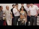 Восточный танец со змеей Свадьба в Нальчике отрывок свадебного фильма